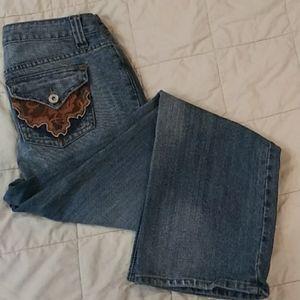 Baccini Straight Leg Jeans